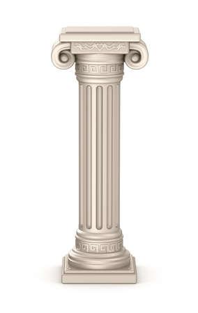 columnas romanas: Pilar antiguo
