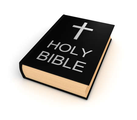 protestantism: Holy bible Stock Photo