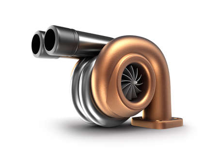 Turbocharger  Auto turbine concept  photo