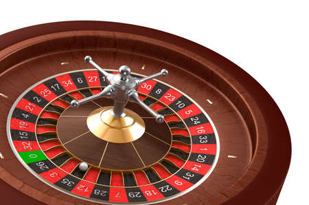 gambling counter: Casino roulette