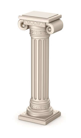 roman pillar: Ancient pillar