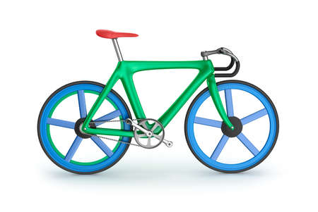 bicycle frame: Road bicycle  My own design