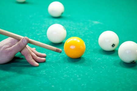 Billiard Player photo