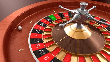 roulette: Casino roulette