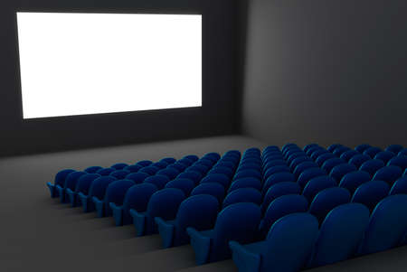 Cinema auditorium photo