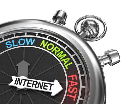 fastest: Fast internet concept