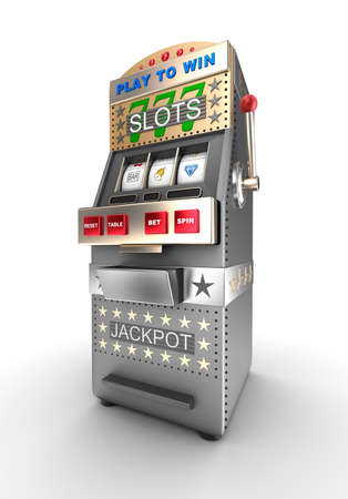 slot machine: Slot machine, gamble machine.