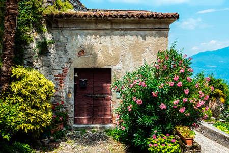 Italian Architecture and decoration, Como, Italy