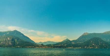 Lake Como, Italy, view on Menaggio