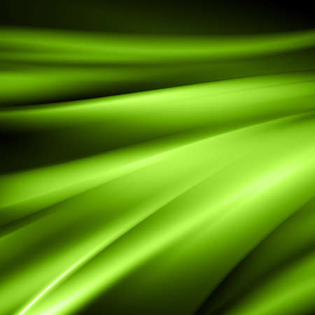 wry: Blurry motion lines on a green surface
