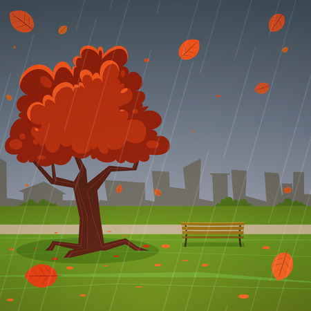 autumn park: Autumn Park