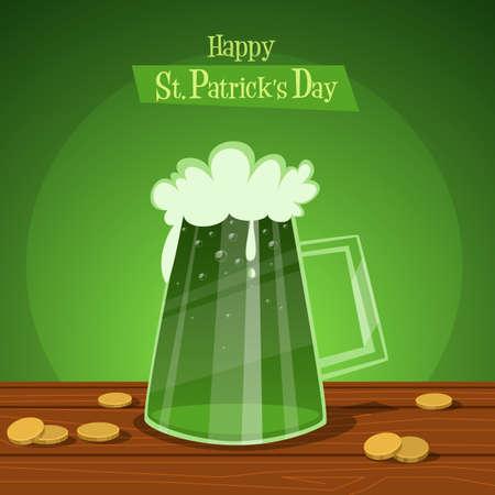 token: St Patricks Day Background