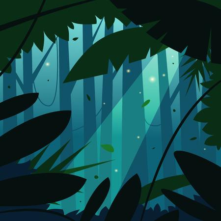 selva: La Selva Vectores