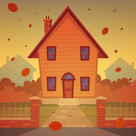 proprietor: Cartoon House - Autumn Season