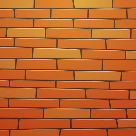 Cartoon Brick Wall Stock fotó - 39082151