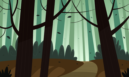 trail: Forest Trail