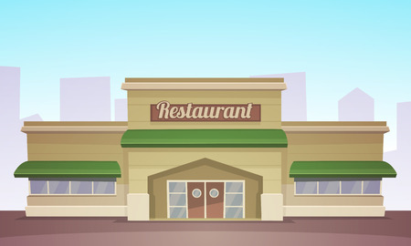 restaurants: Restaurant Building