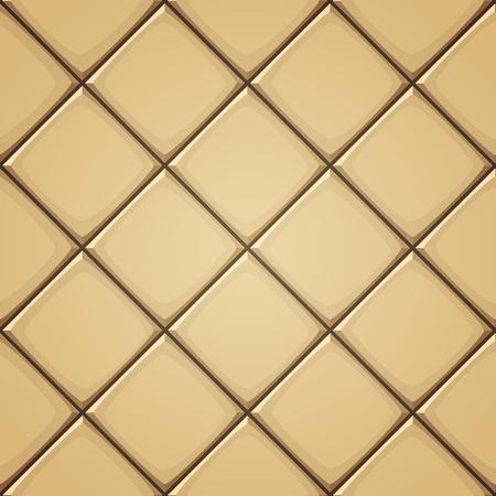 Keramische tegels Stock Illustratie