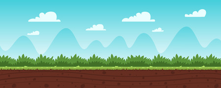 cartoon land: Cartoon Game Background