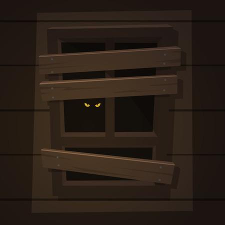 monsters house: Secret Window
