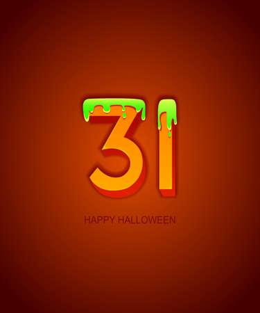 31: Halloween Poster 31 Illustration