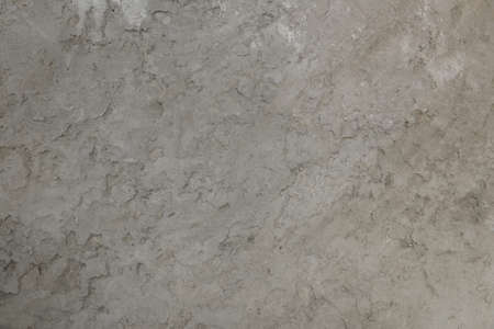 Texture of the uneven surface of the poured concrete floor