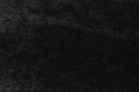 Black velvet texture background