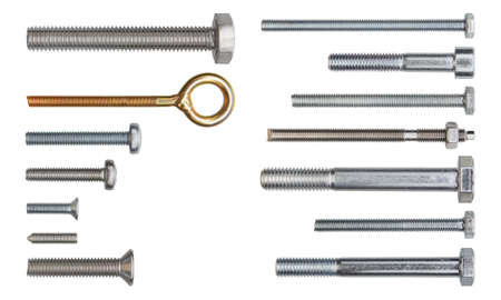 metal fastener: Set of fasteners