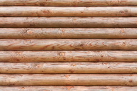 wood log: Seamlessly tiling wooden wall texture  Stock Photo