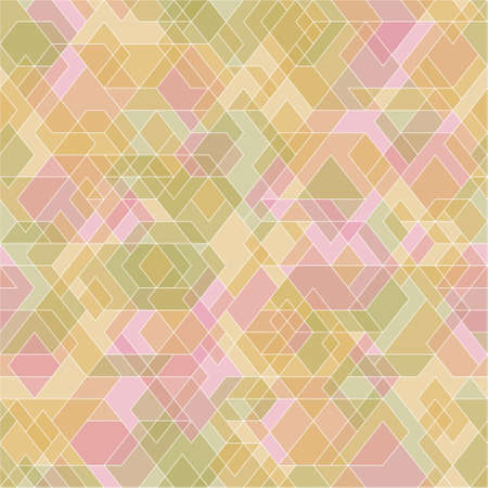 patched: Abstract geometric background with polygons. Illustration