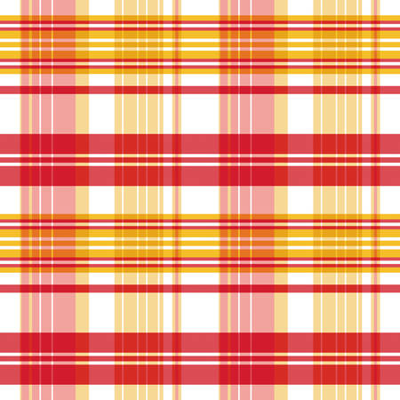 holey: tartan textile texture  Illustration