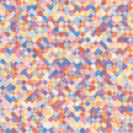 multilayer: Abstract geometric background with squares. Illustration