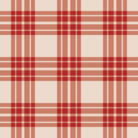 lightweight ornaments: Vector tartan textile texture  Illustration