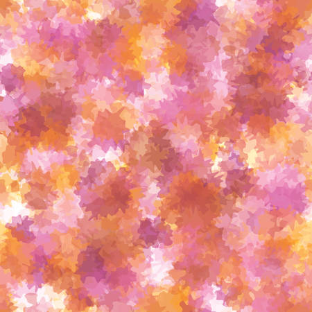 patched: Abstract artistic background with colorful spots  Illustration