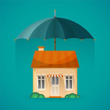 home finances: Real estate concept
