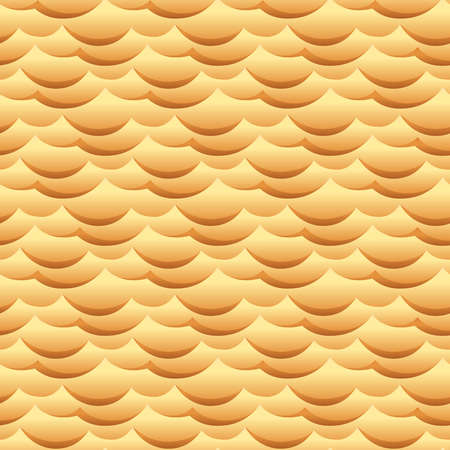 smooth background: Desert sand dune waves seamless vector texture or pattern Illustration