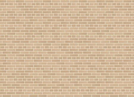 Textura de pared de ladrillo de piedra arenisca de enlace de pared de jardín inglés transparente de vector Ilustración de vector