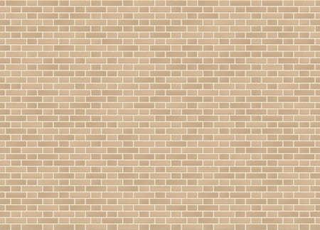 Vector seamless flemish bond sandstone brick wall texture Illusztráció