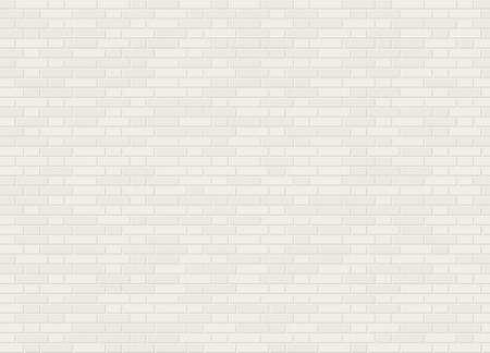 Vector seamless monk cross bond white brick wall texture