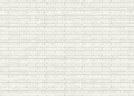 Vektor nahtlose englische klassische Bindung weiße Mauer Textur brick Vektorgrafik