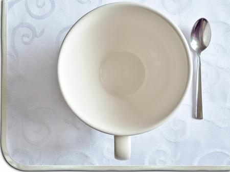 Ready for breakfast Standard-Bild