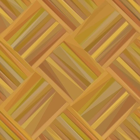 arboreal: Wooden Parquet Texture Background, Polygonal Low Poly Design. Vector Illustration