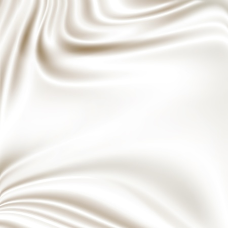 silky: White fabric texture