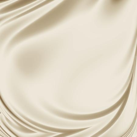 satiny: White drapery texture