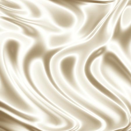 satiny: White satin texture