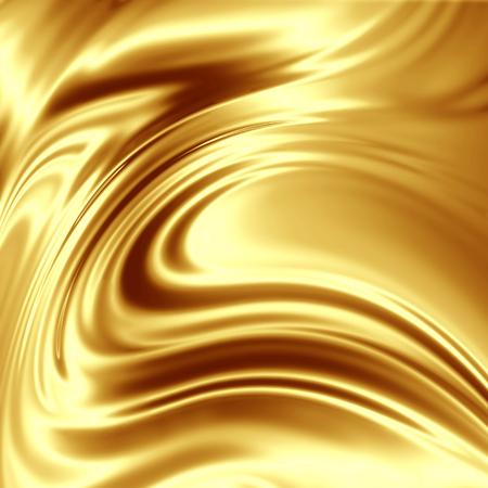 goldgelbe Designer Textur