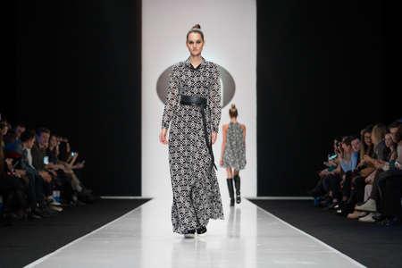 fashion week show
