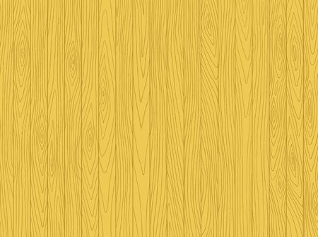 sawn: Light wooden texture pattern hand drawn vector background