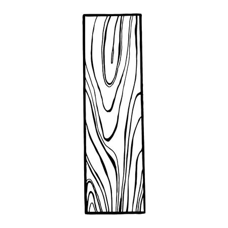 Lettre en bois I Banque d'images - 87896382