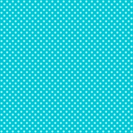 Cyan dotted background vector illustration